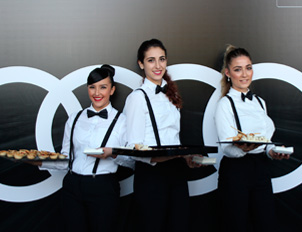 Catering Madrid